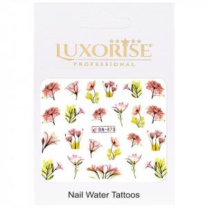 Tatuaj unghii Nature BN-873, LUXORISE
