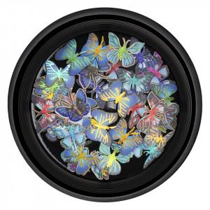 Decoratiuni Unghii Nail Art Butterfly Crush, LUXORISE