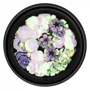 Decoratiuni Unghii Nail Art Flower Escape, LUXORISE