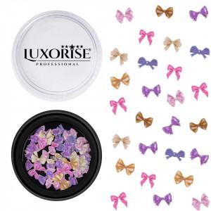Decoratiuni Unghii Nail Art Luxe Ribbons, LUXORISE