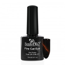 Oja Semipermanenta SensoPRO Fire Cat Eye #12, 10 ml