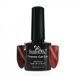 Oja Semipermanenta SensoPRO Thermo Cat Eye #20, 10 ml