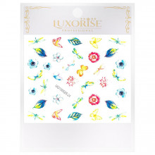 Sticker 3D Unghii Artistry MG190529-24, LUXORISE