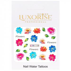 Tatuaj unghii Nature BN-1108, LUXORISE