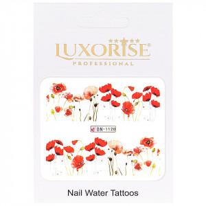 Tatuaj Unghii Nature BN-1120, LUXORISE