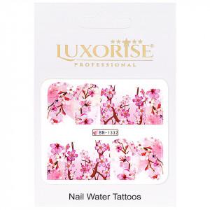 Tatuaj Unghii Nature BN-1332, LUXORISE
