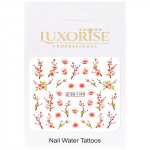 Tatuaj unghii Nature BN-1340, LUXORISE