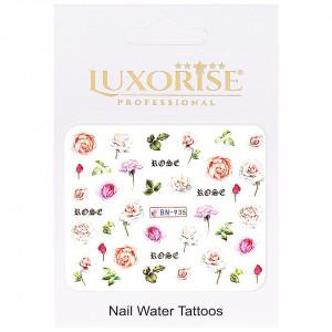 Tatuaj unghii Nature BN-935, LUXORISE