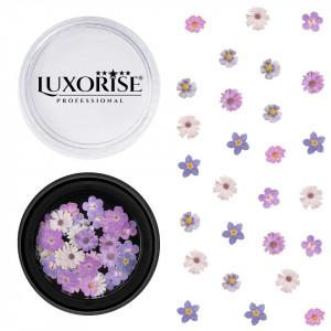 Decoratiuni Unghii Nail Art Electric Flowers, LUXORISE
