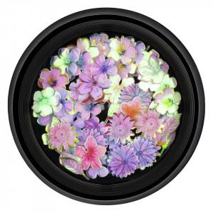 Decoratiuni Unghii Nail Art Flower Paradise, LUXORISE