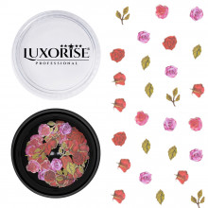 Decoratiuni Unghii Nail Art Send me Roses, LUXORISE