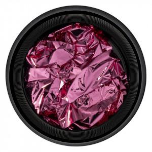 Foita Unghii Unique Pink #17, LUXORISE