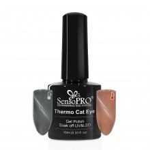 Oja Semipermanenta SensoPRO Thermo Cat Eye #09, 10 ml