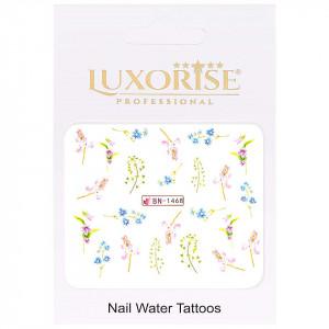 Tatuaj Unghii Nature BN-1468, LUXORISE