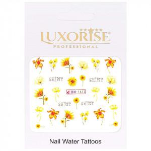 Tatuaj Unghii Nature BN-1473, LUXORISE