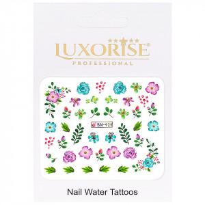 Tatuaj Unghii Nature BN-925, LUXORISE