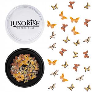 Decoratiuni Unghii Nail Art Butterfly Burst, LUXORISE