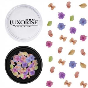 Decoratiuni Unghii Nail Art Pure Flowers, LUXORISE