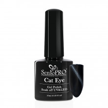 Oja Semipermanenta SensoPRO Cat Eye DarkOcean #022, 10ml