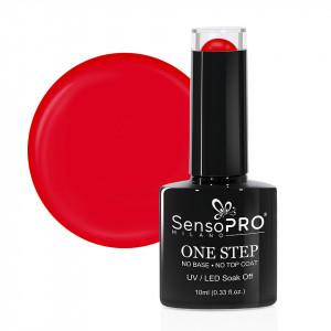 Oja Semipermanenta SensoPRO Milano One Step Fire Rose #048, 10ml