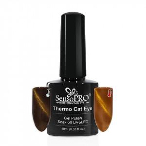 Oja Semipermanenta SensoPRO Thermo Cat Eye #34, 10 ml