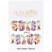 Tatuaj unghii Dream Catcher BN-692, LUXORISE