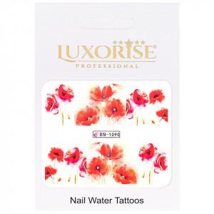 Tatuaj unghii Nature BN-1090, LUXORISE