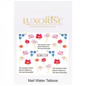 Tatuaj unghii Nature BN-1128, LUXORISE
