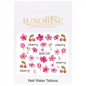 Tatuaj Unghii Nature BN-1338, LUXORISE