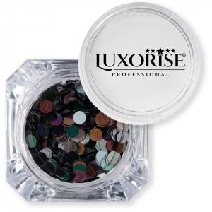 Confetti Unghii LUXORISE #03 Colorful Spots