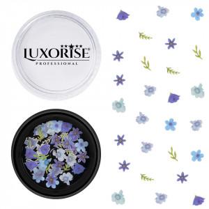 Decoratiuni Unghii Nail Art Flower Waves, LUXORISE