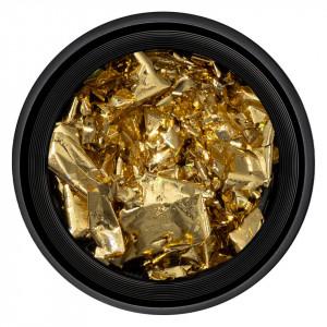Foita Unghii Unique Gold #21, LUXORISE