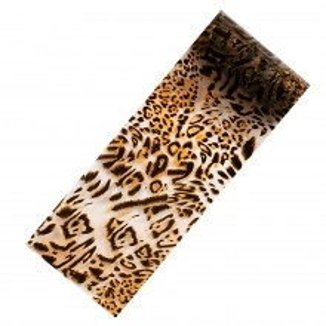 Folie Transfer Unghii LUXORISE Fluffy Leopard #274