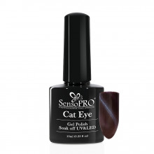 Oja Semipermanenta SensoPRO Cat Eye Galaxy Blue #040, 10ml