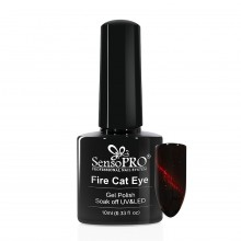 Oja Semipermanenta SensoPRO Fire Cat Eye #09, 10 ml