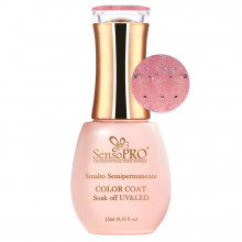 Oja Semipermanenta SensoPRO Pink Queen #037, 15ml
