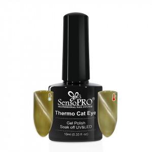 Oja Semipermanenta SensoPRO Thermo Cat Eye #02, 10 ml