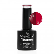 Oja Semipermanenta Termica SensoPRO Milano Barn Red #004, 10ml