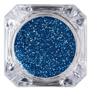 Sclipici Glitter Unghii Pulbere Blue Day #42, LUXORISE