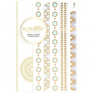 Tatuaj Temporar LUXORISE Gold Edition E022