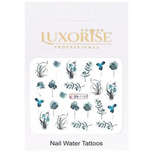 Tatuaj Unghii Nature BN-1107, LUXORISE