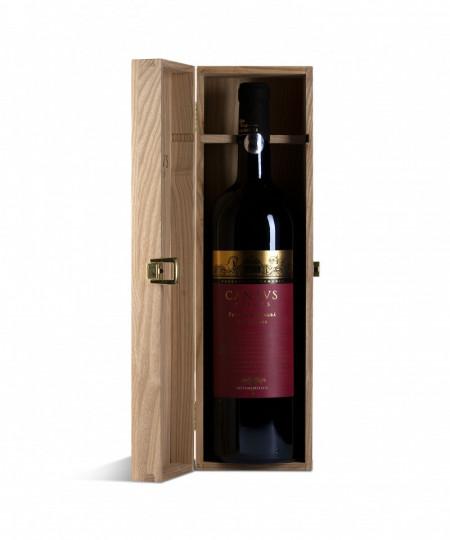 Cantus Primus Feteasca Neagra magnum + cutie lemn