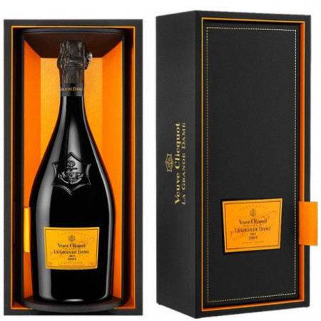 Veuve Clicquot Grande Dame giftbox