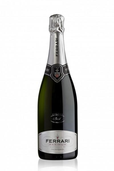 Ferrari Maximum Brut half bottle
