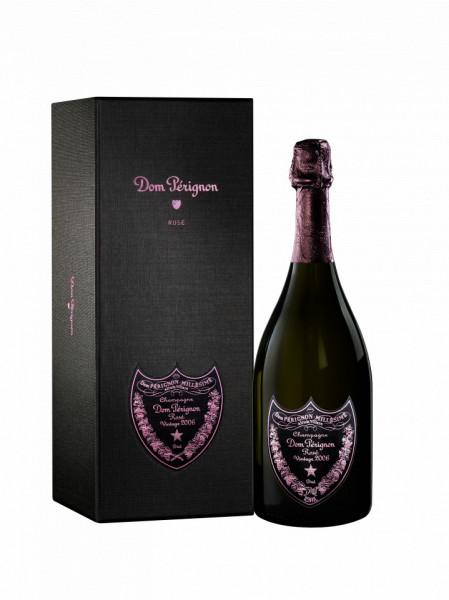 Dom Perignon Rose giftbox