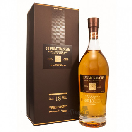 Glenmorangie 18yo Extreme Rare new range giftbox