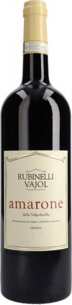 Rubinelli Vajol Amarone Della Valpolicella 2011 magnum
