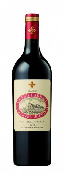Château Grand Barrail Lamarzelle Figeac Magnum 2015