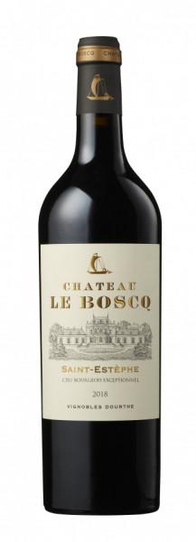 Château Le Boscq Magnum 2015