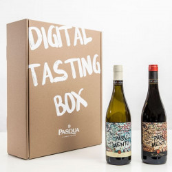 Pasione&Sentimento Digital Tasting Box